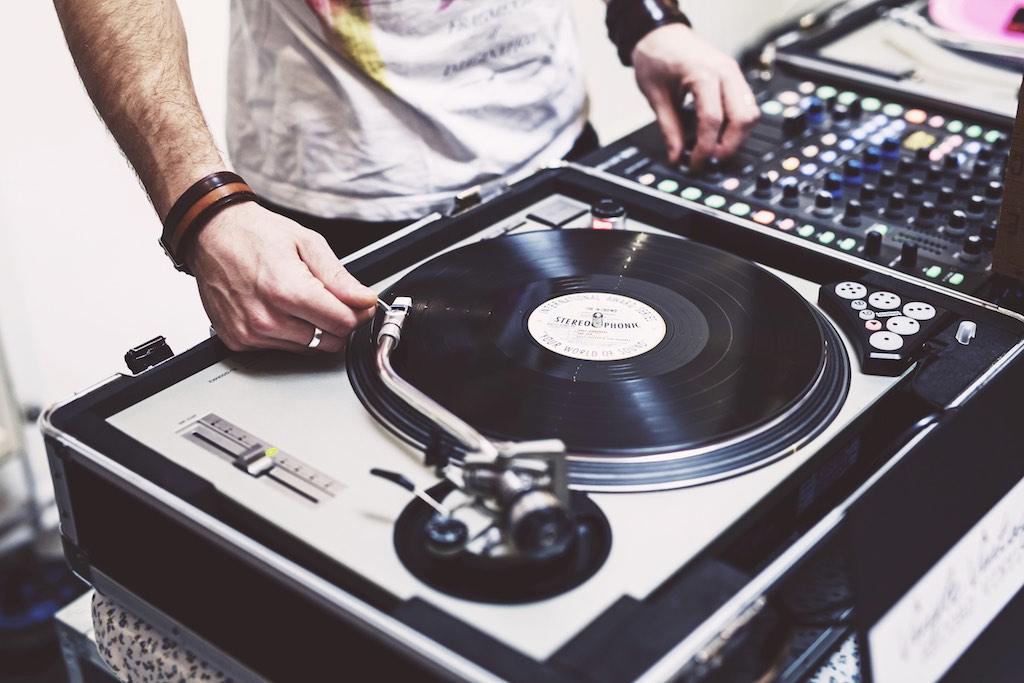 Me, vinyl & you
