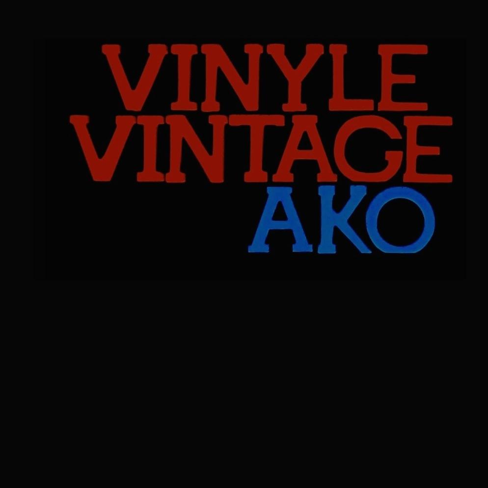 VinyleVintageAko