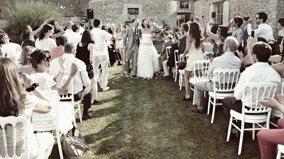 cérémonie de mariage PARIS mauvoisin