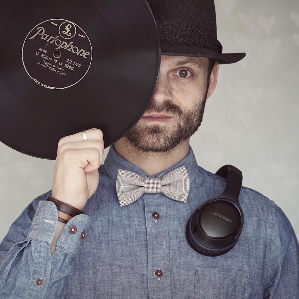 Vinyle Vintage Ako DJ MARIAGE PARIS